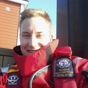 Toni, pelastusaluksen päällikkö vuodesta 2014